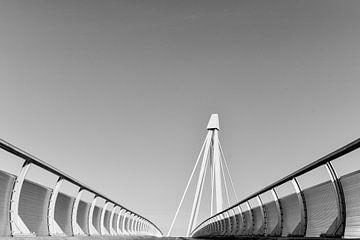 Le pont de vélo le Snelbinder sur Remco de Jonge Photogaphy