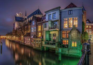 Dordrecht sur Herman van den Berge