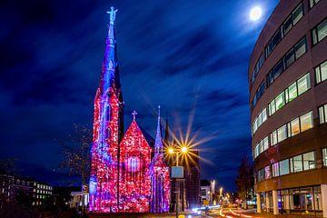 Glow 2019 - Lichtfestival - Eindhoven van Fotografie Ploeg