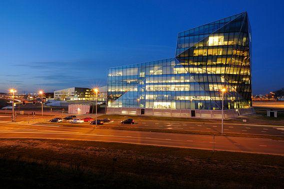 Mediq hoofdkantoor in Leidsche Rijn in Utrecht van Donker Utrecht