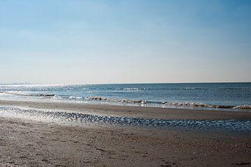 Strand IJmuiden van Agnes Meijer