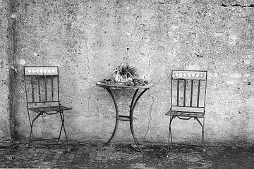 Konvivialität kennt keine Zeit von Charles van den Reek