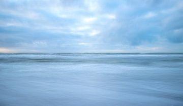 Meereslandschaft Texel von Connie de Graaf