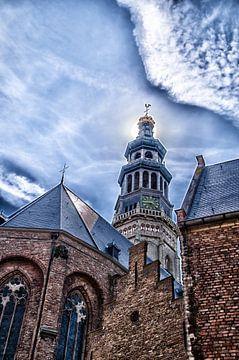 Nieuwe Kerk Middelburg van Jessica Berendsen