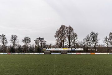 Hoofdveld bij VV SJS (Sportclub Juliana Stadskanaal) | Over de Bal van Over de Bal