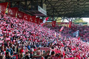 1. FC Union Berlin: Stadion An der Alten Försterei
