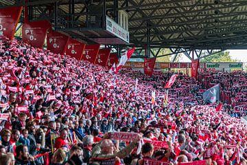 1. FC Union Berlin: Stadion An der Alten Försterei von Martijn Mureau
