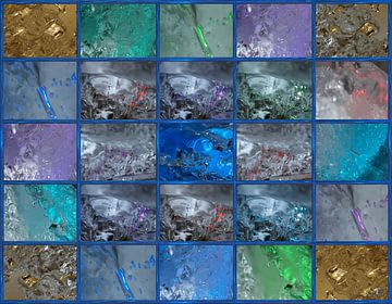 Eisfarbe van Dieter Ettingshaus