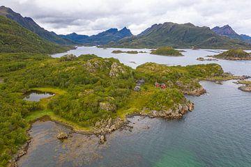 Vesterålen Norwegen von Jeroen Kleiberg