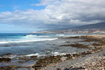 Küstenabschnitt auf Teneriffa von Reiner Conrad