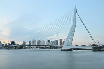 Erasmusbrug Rotterdam van Robin Bergenhenegouwen