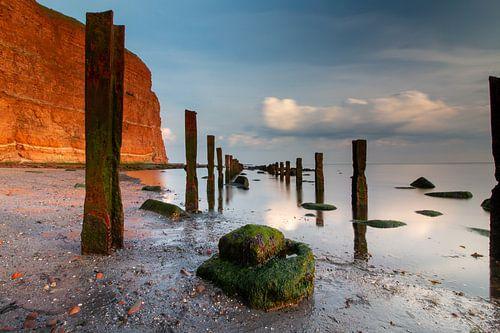 Strand van Helgoland