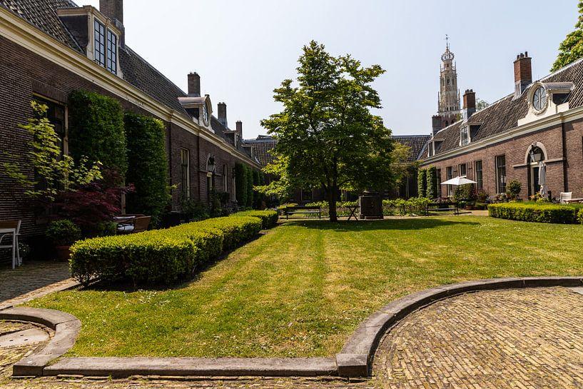 Het Teylershofje... van Bert - Photostreamkatwijk