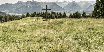 Gaisberg, 1372m, bei Oberstdorf, Allgäuer Alpen von Walter G. Allgöwer