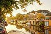 Leiden op zijn mooist van Dirk van Egmond thumbnail