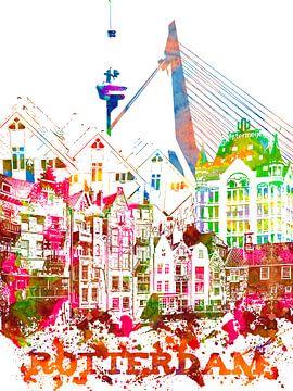 Rotterdam von Printed Artings