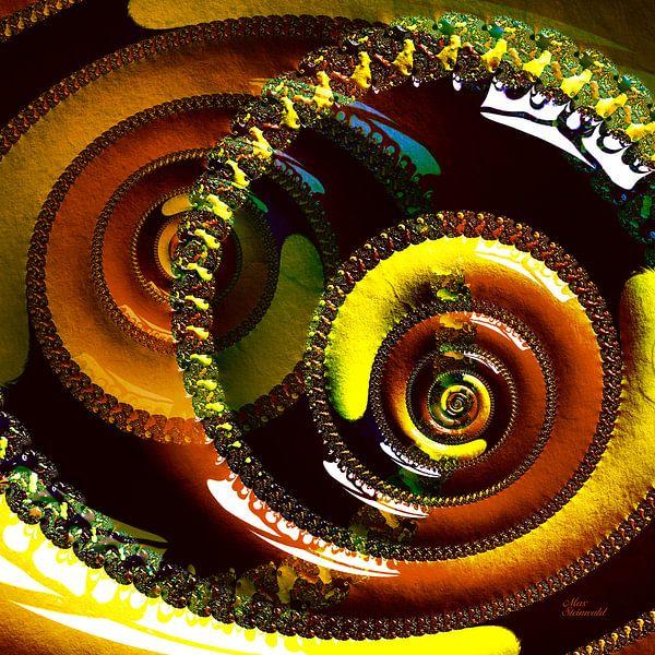 Fractal Swirl GB Square