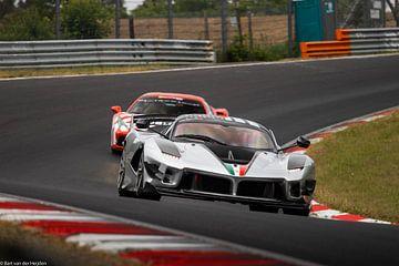 Ferrari FXXK Evo #4 van Bart van der Heijden