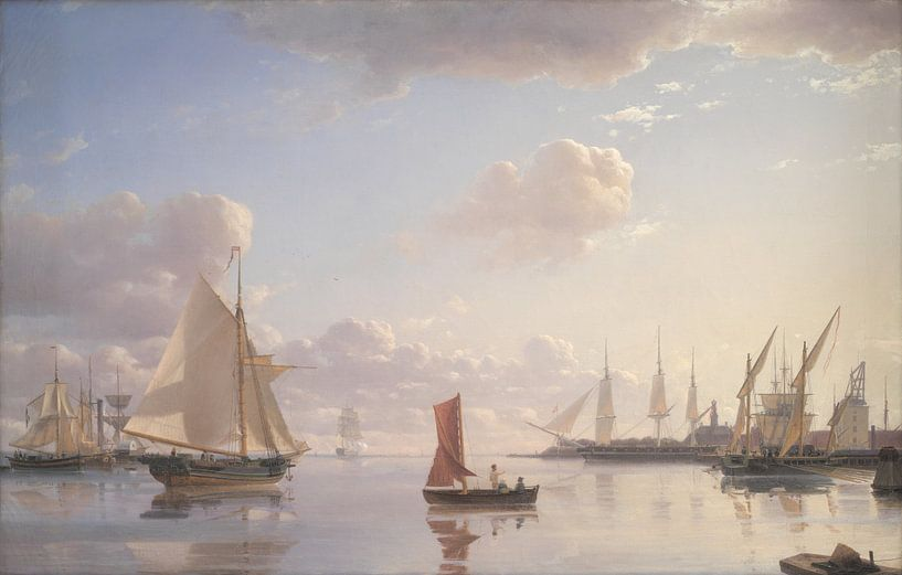 Morgenlicht, Emanuel Larsen von Meesterlijcke Meesters