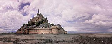 Mont Saint-Michel  von Boas  van den Berg