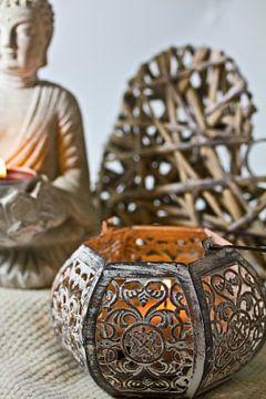 Bouddah zen van