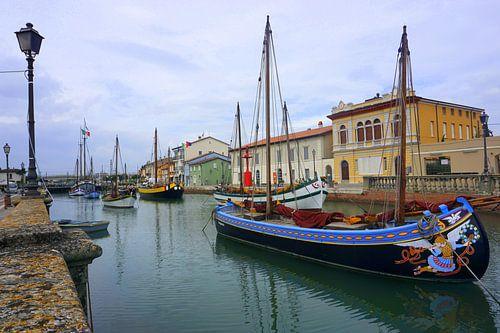 Cesenatico, Italië van