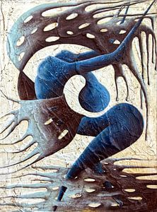 """Befreiungstanz"" by Petra Rivers"
