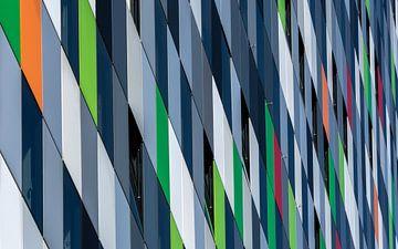 Kleurrijke gevel van Rinus Lasschuyt Fotografie