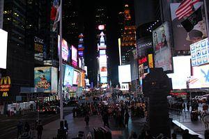 Times Square 2 van
