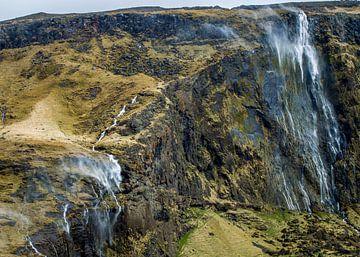 Watervallen van