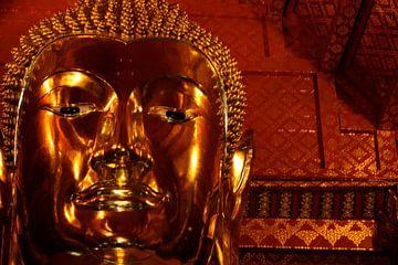 Golden Buddha - Thailand - Koh Samui von Chantal Cornet