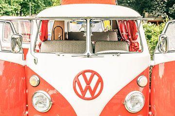 Volkswagen Transporter T1-camper sur Sjoerd van der Wal