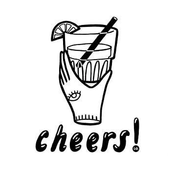 'Cheers' van Lola Vogels