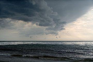 Donderwolk aan de Oostzee