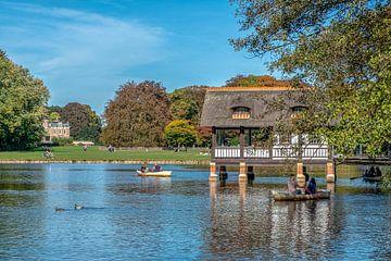 Waterplezier in het park van Bruno Hermans