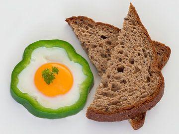 boterham met ei I van Klaartje Majoor