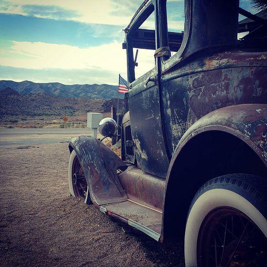 Old vehicle van Michael van Eijk