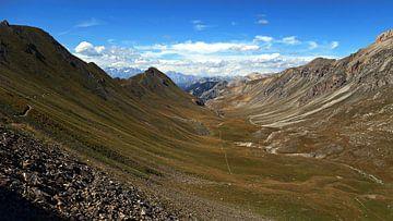 Grat des Couniets (2791m) von Daphne Photography