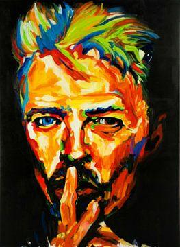 Motief David Bowie Classic van Felix von Altersheim