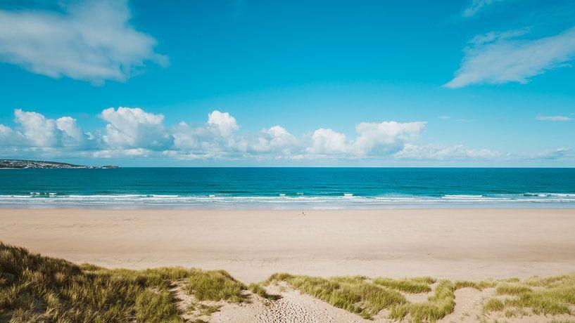 Strand Hayle, Cornwall 2 van Andy Troy