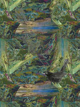 Garten-Vogel von AtelierMindYourHead