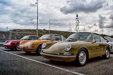 Porsche 911 sur Bas Bleijenberg