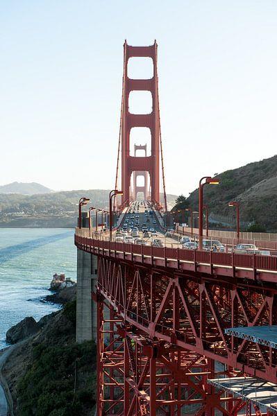 Golden Gate commute van Wim Slootweg