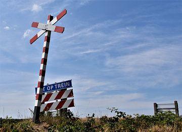 spoorwegovergang van Heidi de Vries