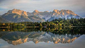 Barmsee in Bayern von Michael Blankennagel