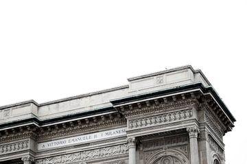 Galleria Vittorio Emanuele II von Jessica van den Heuvel