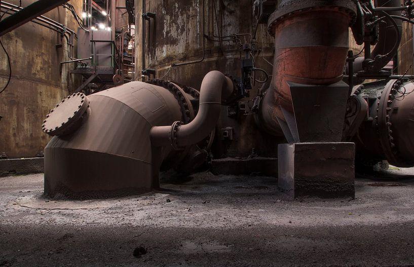 industrieller Zerfall 4 von Kristof Ven