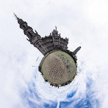 Planet Loodsgebouw Antwerpen van Frenk Volt