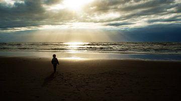 Spaziergang zum Meer von ticus media