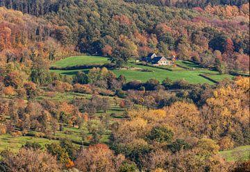 Genieten in Zuid-Limburg tijdens de herfst van 2020